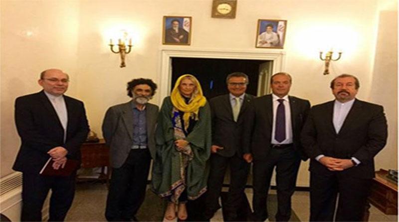 PROIETTATI IN IRAN