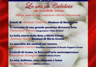 La seta in Calabria
